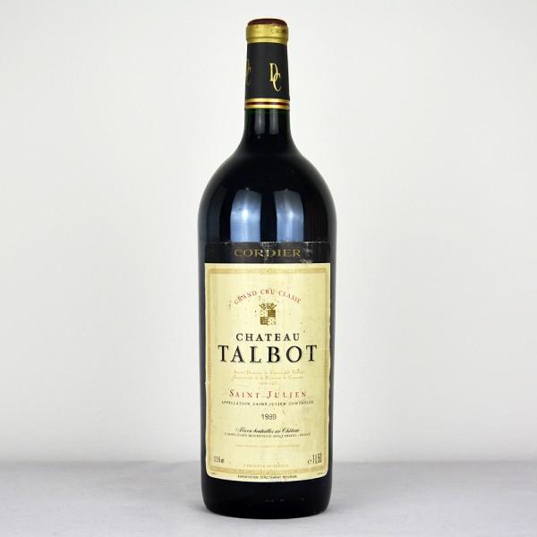 1989 Château Talbot Saint-Julien Grand Cru Classé Magnum 1,5 l