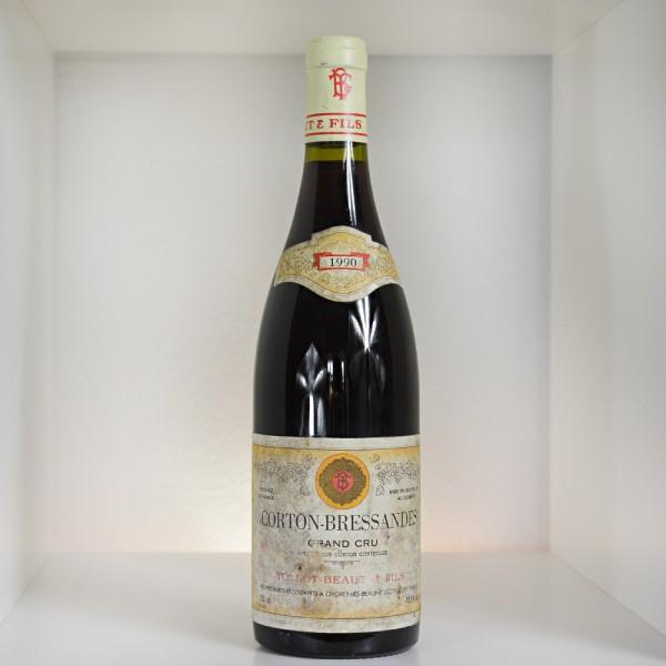 1990 Domaine Tollot-Beaut Corton-Bressandes Grand Cru
