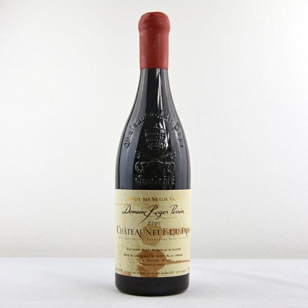 """2000 Domaine Roger Perrin Chateauneuf-du-Pape AC """"Reserve des Vieilles Vignes"""""""