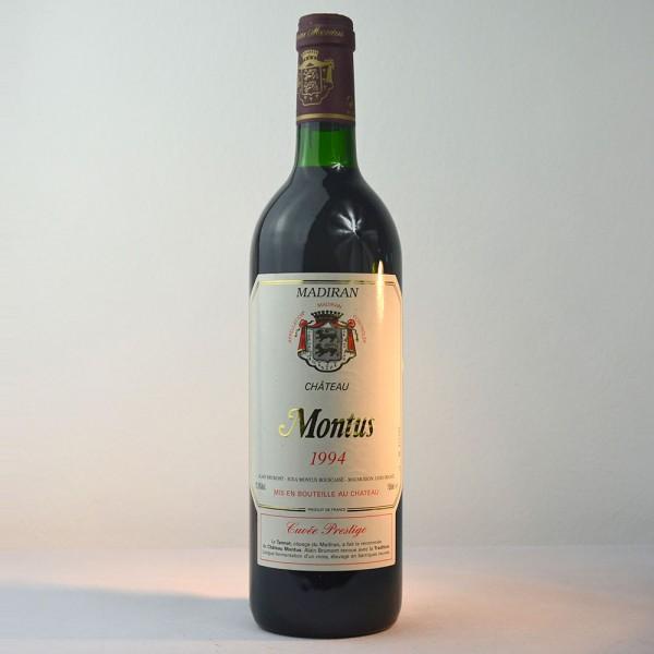 1994 Château Montus Cuvée Prestige Madiran
