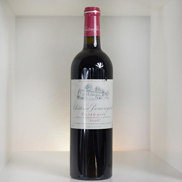 2000 Château Beauregard Pomerol