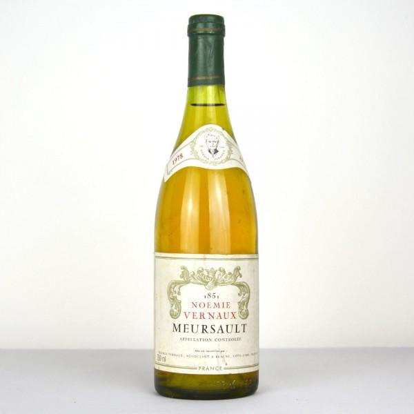 1978 Meursault Noémie Vernaux