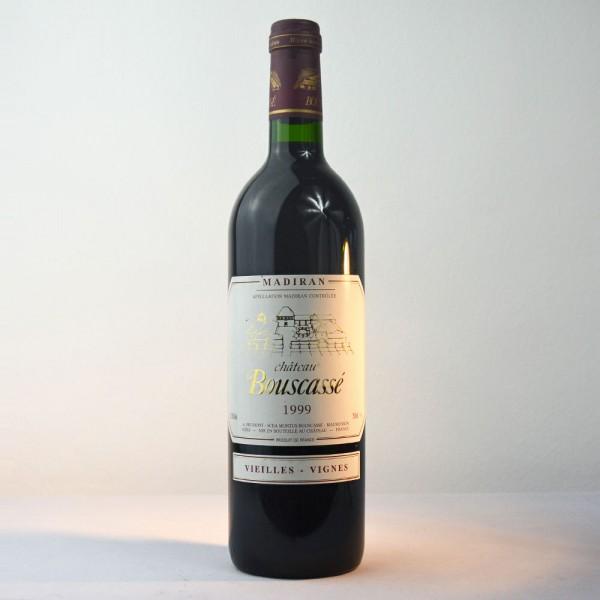 """1999 Château Bouscassé """"Vieilles Vignes"""" Madiran AC"""