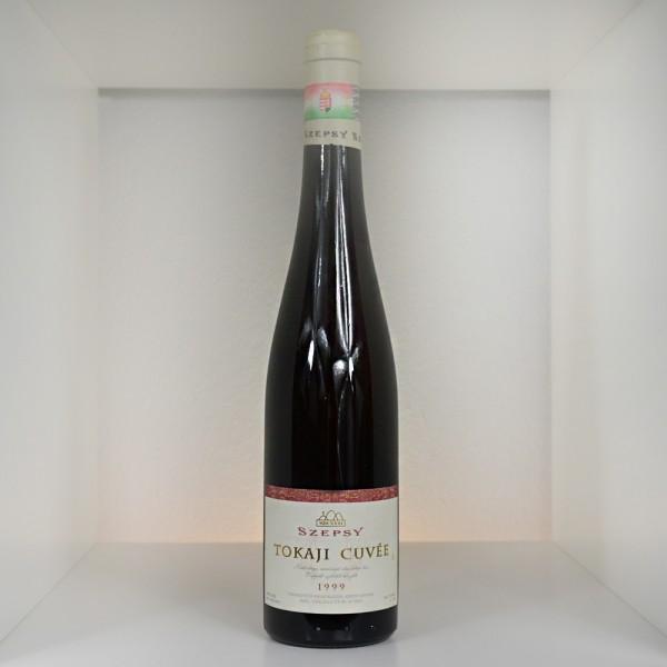 1999 István Szepsy Tokaji Cuvée - 500 ml
