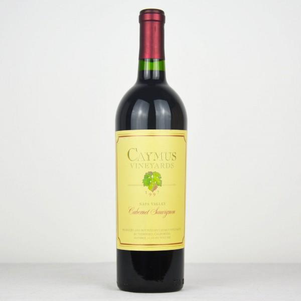 1997 Caymus Vineyards Cabernet Sauvignon, Napa Valley