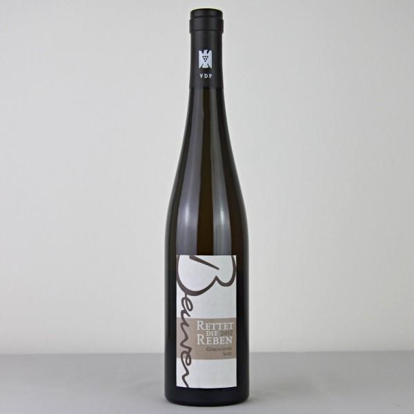 """2012 Weingut Beurer """"Rettet die Reben"""" Schlössle trocken, Mittelalterl. Rebsorten - Gemischter Satz"""