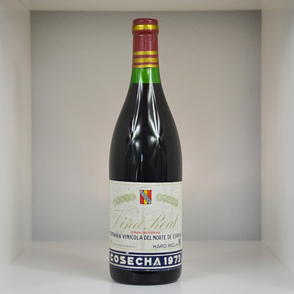 1973 CVNE Vina Real Gran Reserva, Rioja DOC
