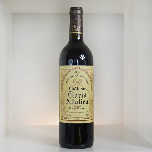 2003 Château Gloria Saint Julien