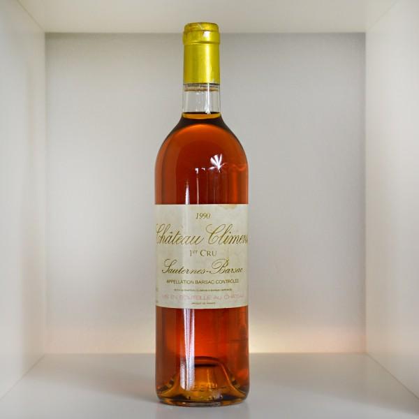 1990 Château Climens 1er Cru Sauternes-Barsac