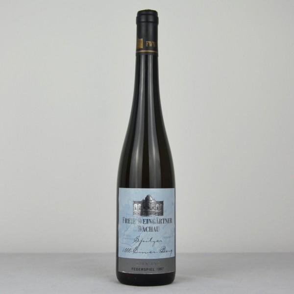 1997 Freie Weingärtner Wachau Riesling Federspiel Spitzer Tausendeimerberg