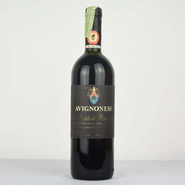 1985 Avignonesi Vino Nobile di Montepulciano DOCG