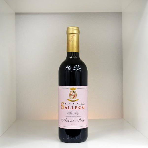 2000 Castel Sallegg Moscato Rosa Südtirol 375 ml