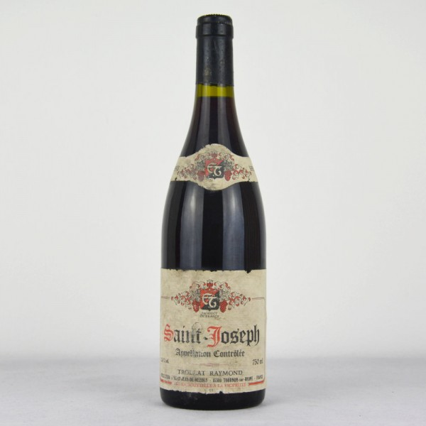 1993 Domaine Raymond Trollat, Saint-Joseph AC, Rhone, France