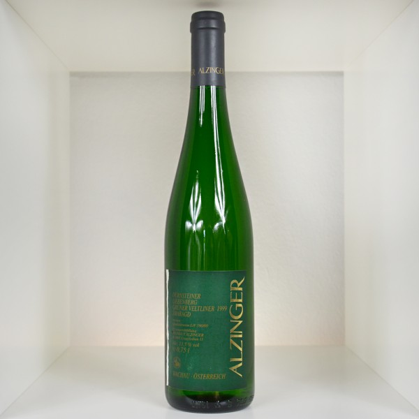 1999 Weingut Alzinger Dürnsteiner Liebenberg Grüner Veltliner Smaragd