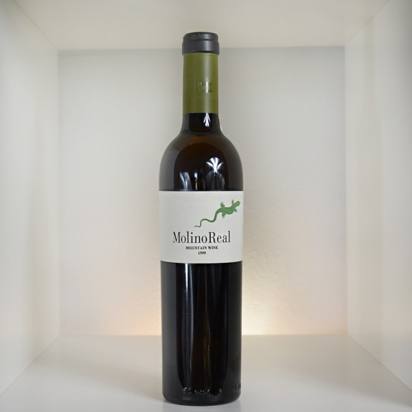 1999 Molino Real Malaga Mountain Wine, Telmo Rodriguez, 0,5 L