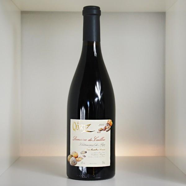 """2001 Domaine du Caillou Châteuneuf-du-Pape """"Les Quartz"""""""