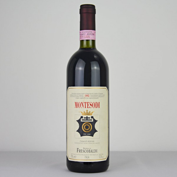 1993 Montesodi Chianti Rufina DOCG Marchesi de Frescobaldi