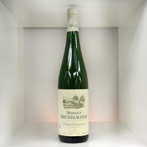 1996 Weingut Bründlmayer Zöbinger Heiligenstein Riesling Kabinett trocken