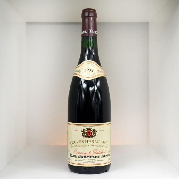 """1997 Paul Jaboulet Ainé """"Domaine de Thalabert"""" Crozes-Hermitage AC"""