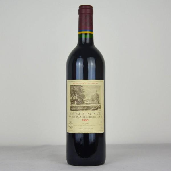 1995 Chateau Duhart-Milon, 4éme Cru Classé Pauillac AOC