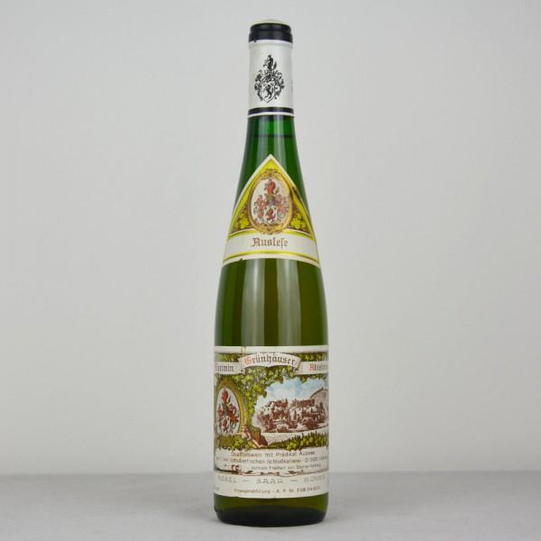 1990 C. von Schubert Maximin Grünhäuser Abtsberg Riesling Auslese (AP-Nr. 30-91)