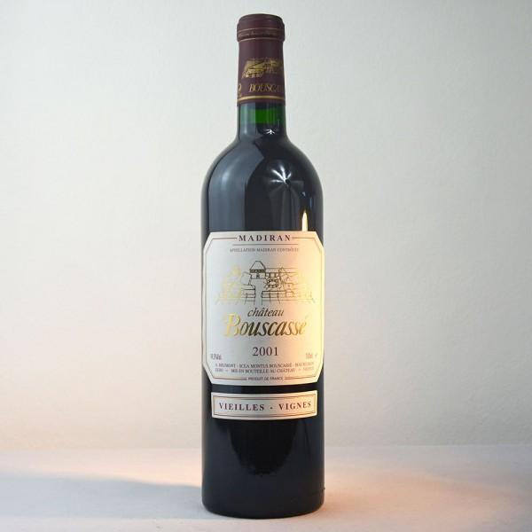 """2001 Château Bouscassé """"Vieilles Vignes"""" Madiran AC"""