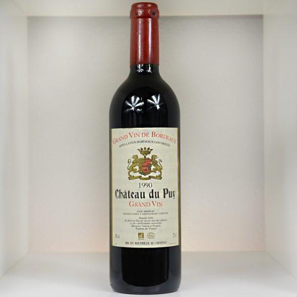 1990 Château du Puy Bordeaux AC