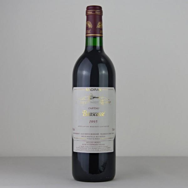 """1995 Château Bouscassé """"Vieilles Vignes"""" Madiran AC"""