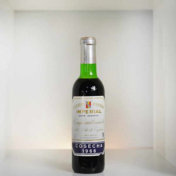 1966 C.V.N.E. Imperial Gran Reserva Rioja DOC