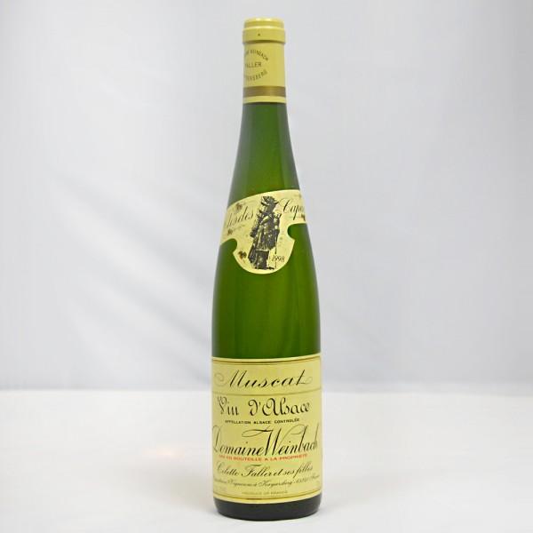 1998 Domaine Weinbach Clos des Capucins Muscat