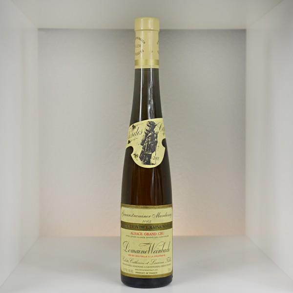 "2005 Domaine Weinbach Gewurztraminer ""Mambourg"" Selection de Grains Nobles 0,375 L"